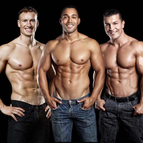 mannliche stripperin junggesellenabschied